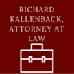 Rick Kallenbach, Attorney-at-Law Logo