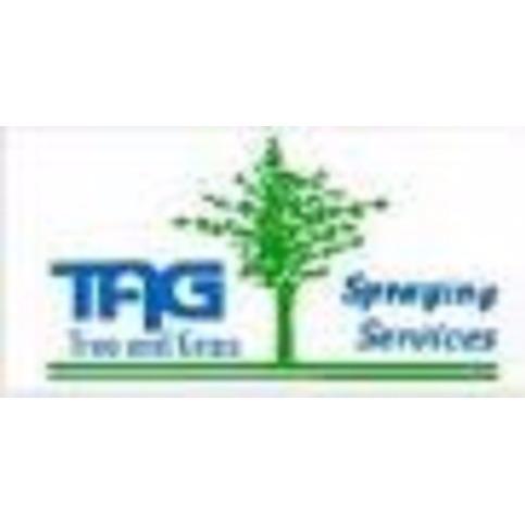 TAG Spraying Services Logo