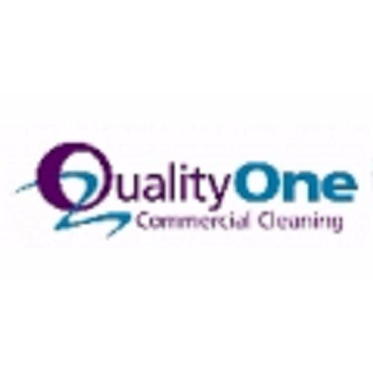 Qualityone Commercial Cleaning, Inc. Logo