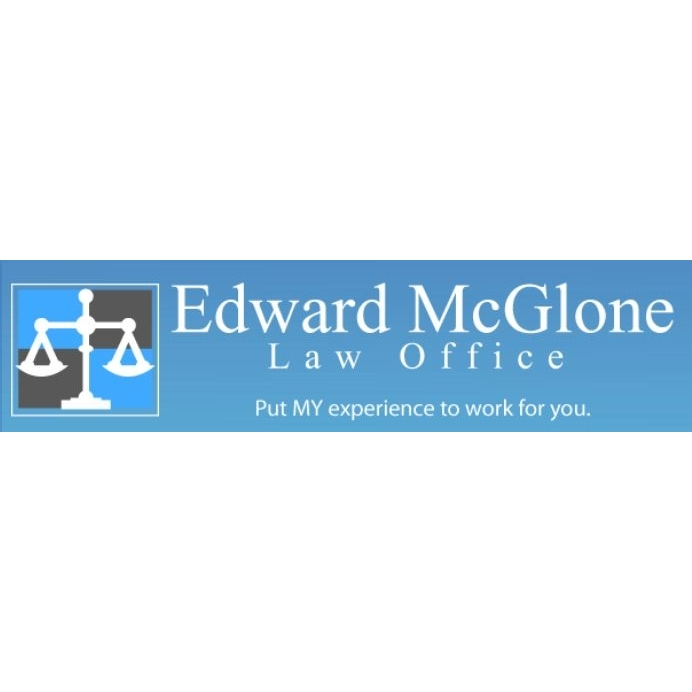 Edward A McGlone Law Office Logo