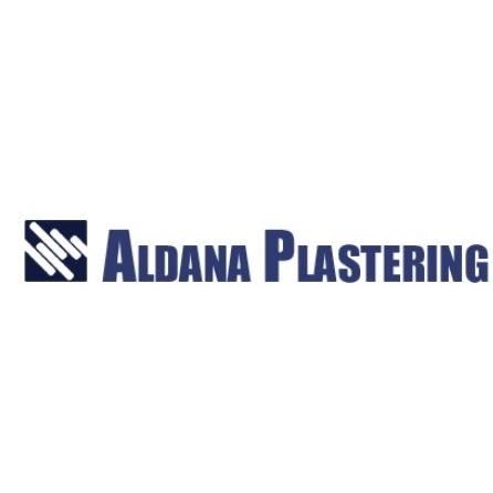 Aldana Plastering Logo