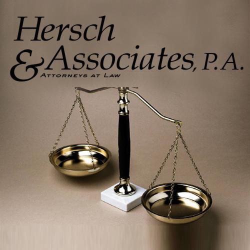 Hersch & Associates, P.A. Attorneys at Law Logo