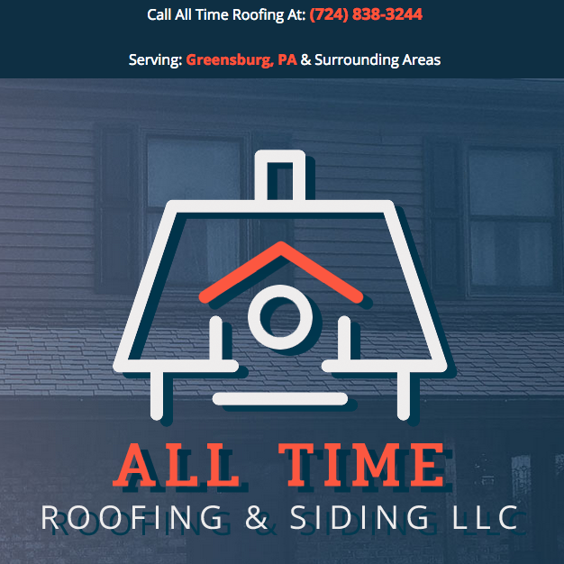 All Time Roofing LLC Logo