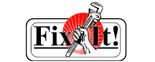 Fix It Plumbing, Heating & Air Logo
