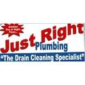 Just Right Plumbing & Drain - 86618 Logo