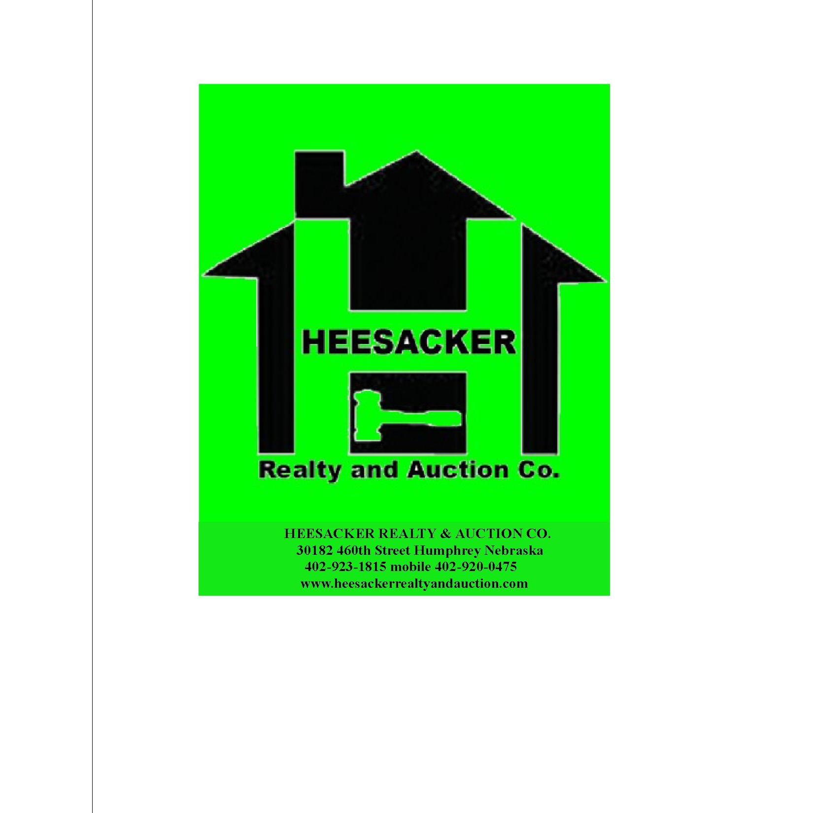 Heesacker Realty and Auction Co. Logo