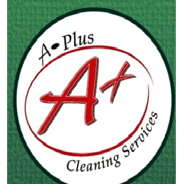 A-Plus Cleaning Service Logo