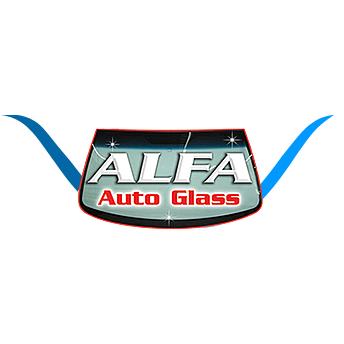 Alfa Auto Glass Logo