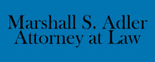 Marshall S. Adler, Attorney at Law Logo