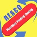 RESCO Plumbing Logo