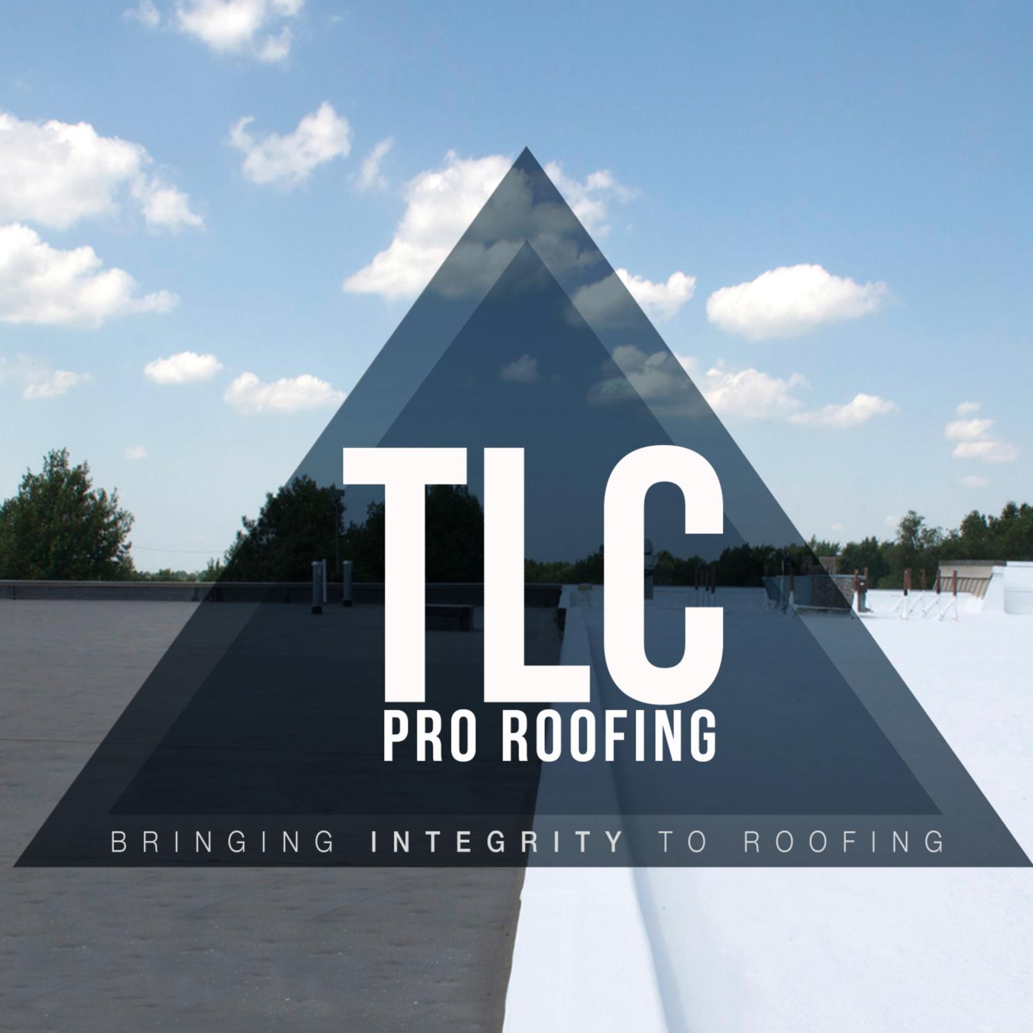 TLC Pro Roofing Logo