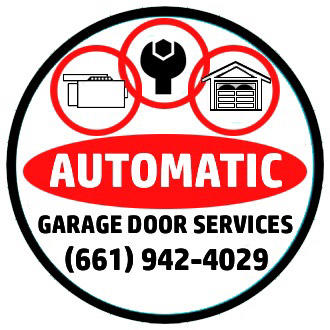 Automatic Garage Door Services Logo