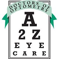 A to Z Eye Care Logo