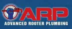 Advanced Rooter Plumbing Logo