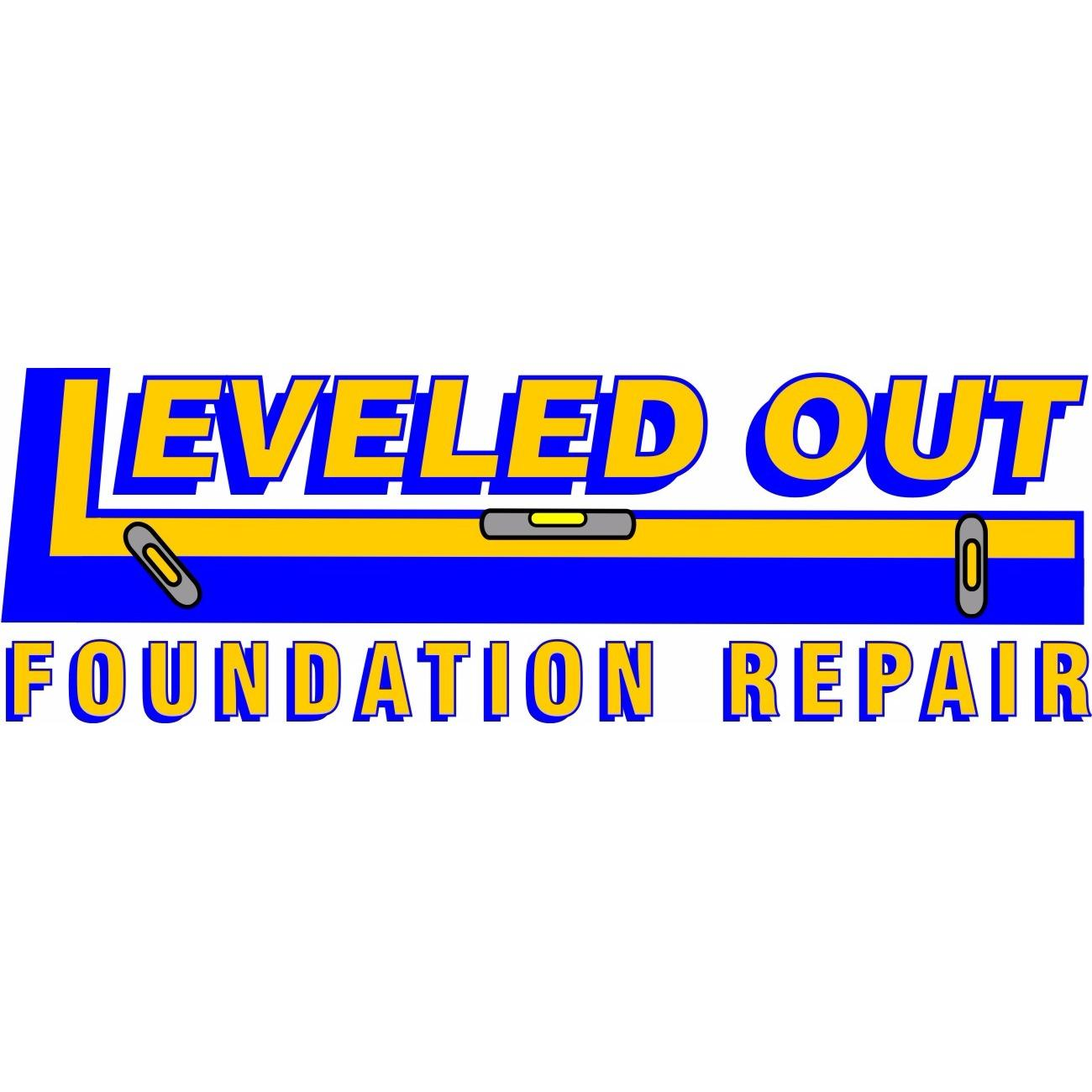 Leveled Out Foundation Repair Logo