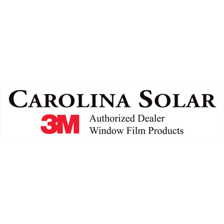3M Window Tinting by Carolina Solar Control Logo