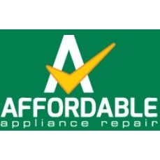 Affordable Appliance Service Logo