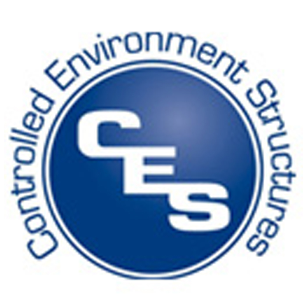 CES Controlled Environment Structures, LLC Logo