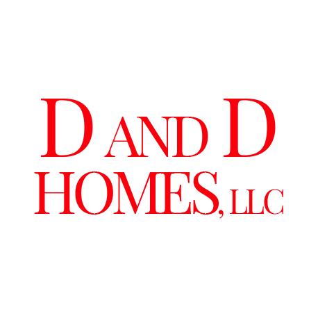 D and D Homes, LLC Logo