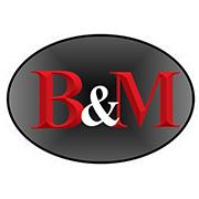 B&M Metal Doors & Frames, LLC Logo
