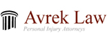 Avrek Law Firm - Car Accidents  Logo