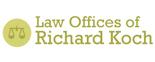 Law Offices of Richard Koch Logo