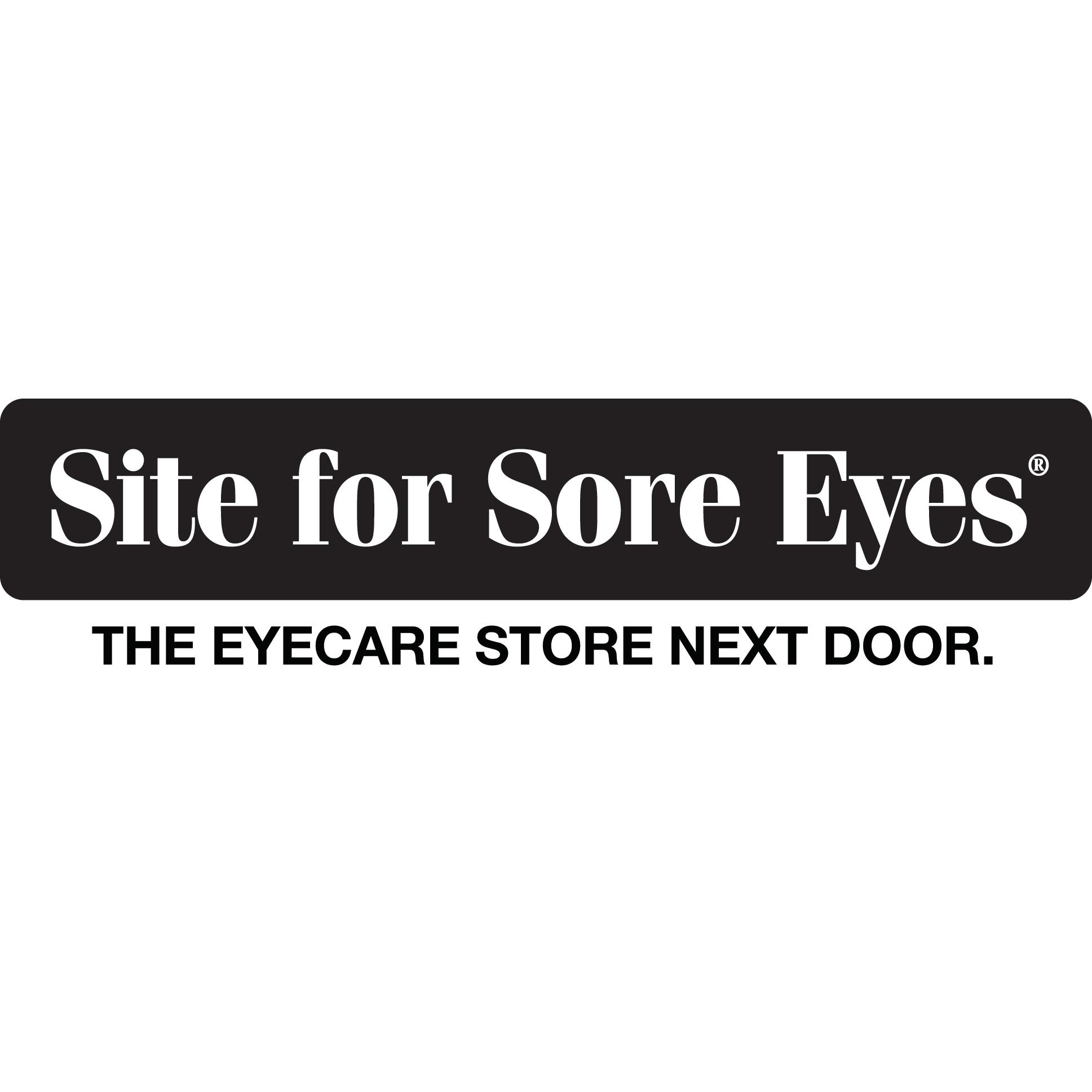 Site for Sore Eyes Logo