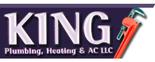 King Plumbing, Heating & AC LLC Logo