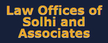 Law Offices of Solhi and Associates Logo
