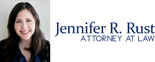 Jennifer R. Rust, Attorney at Law Logo