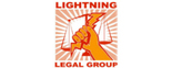 Lightning Legal Group- Family/Divorce Logo