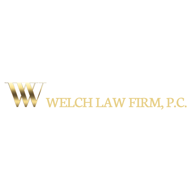 Welch Law Firm, P.C. Logo