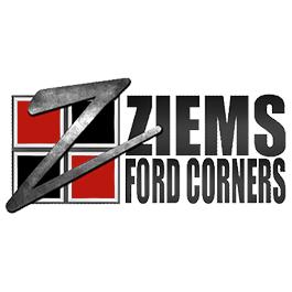 Ziems Ford Corners Logo