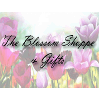 The Blossom Shoppe & Gifts Logo