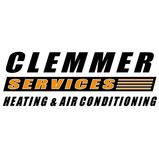 Clemmer Services Heating & Air Conditioning Logo