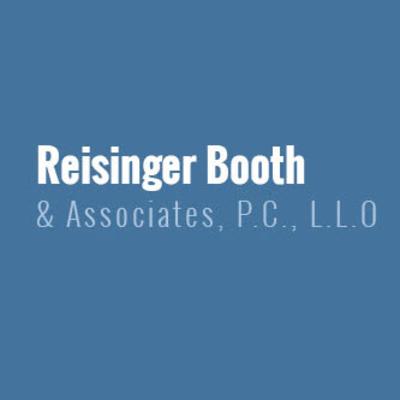 Reisinger Booth & Associates, P.C., L.L.O. Logo