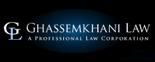Ghassemkhani Law Logo