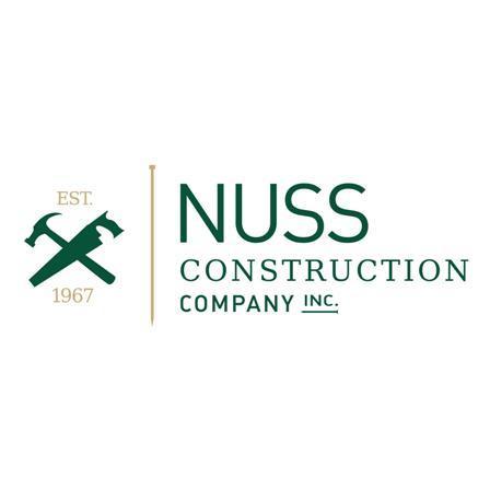 Nuss Construction Company Logo