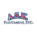 A.S.K. Pest Control Logo