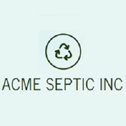 Acme Septic Inc Logo