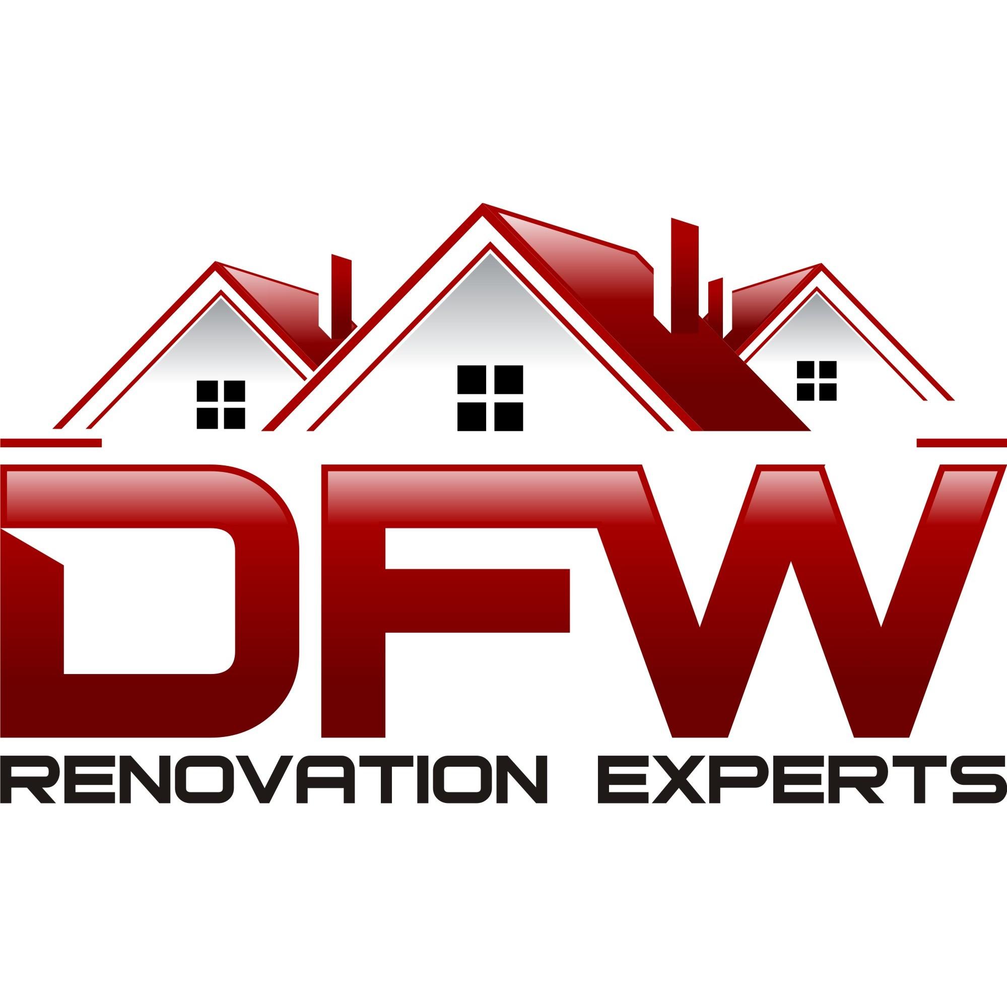 DFW Renovation Experts Logo