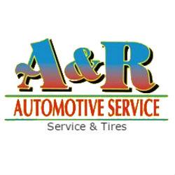A & R Automotive Service Logo