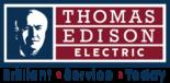Thomas Edison - Northumberland Logo