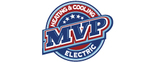 MVP Electric, Heating & Cooling - MO Logo