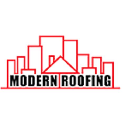 Modern Roofing Co Logo