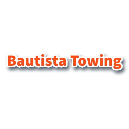 Bautista Towing Logo