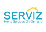 SERVIZ (Plumbing) Logo
