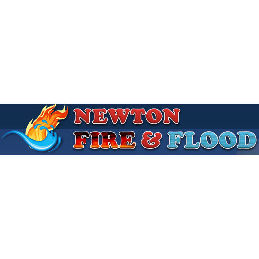 Newton Fire and Flood Logo