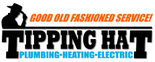 Tipping Hat Plumbing, Heating & Electric Logo