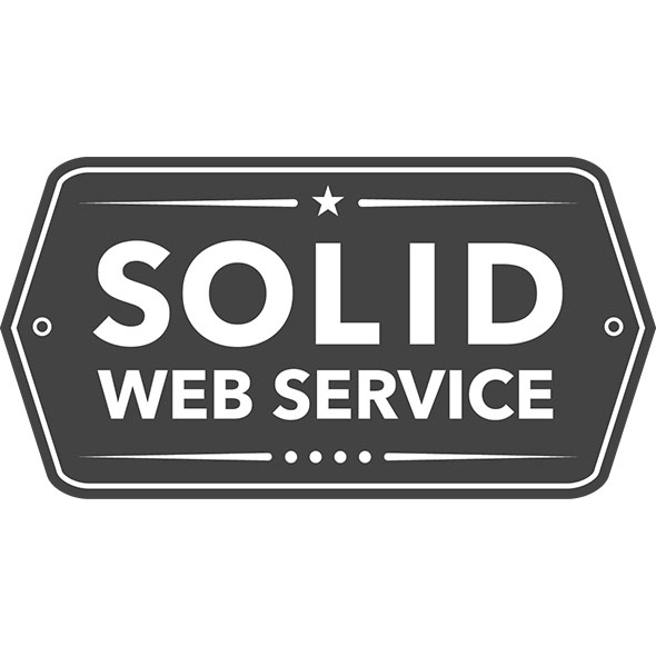 SOLID Web Service Logo